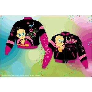 Tweety Bird Little Bird Kids Character Jacket Sports
