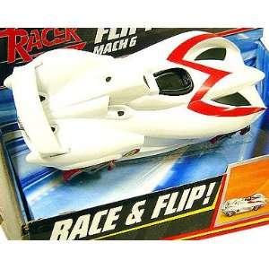 Speed Racer Movie Toy Stunt Vehicle Mach 6 Toys & Games