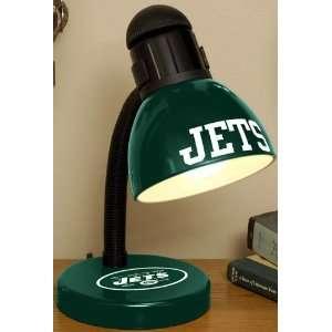 Sports Team Nfl Desk Lamp, NFL TEAMS, NEW YORK JETS