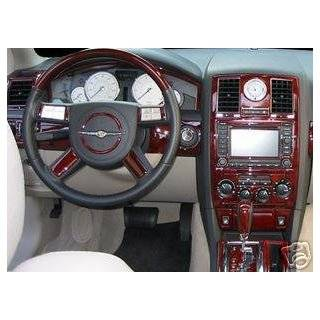 CHRYSLER 300/300C HEMI 2005 2006 2007 INTERIOR WOOD DASH TRIM KIT SET