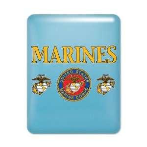 Light Blue Marines United States Marine Corps Seal