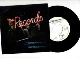 HE RECORDS LD ED PROMO 7 Covers EP BLUE ASH, KINKS, SPIRI, ROLLING