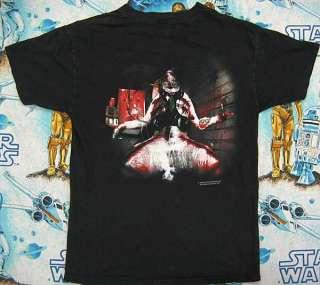 SLIPKNOT TORTURE CHAIR 1999 Concert t shirt L rock metal distressed