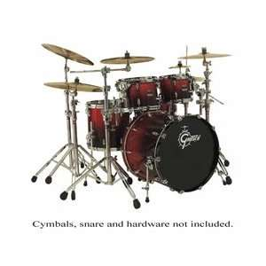 Gretsch 4pc Renown Maple Shell Pack: Musical Instruments