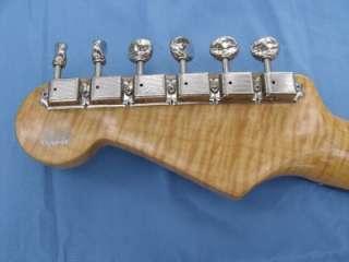 MIJ Fender Foto Flame,Killer Upgrades,Fender Hardshell