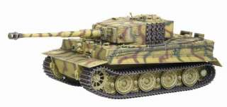 Dragon WWII German 1/35 scale Tiger I Pz.Abt Tank 61021