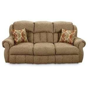 Lane Hawkeye Double Reclining Sofa with Fold Down Tray