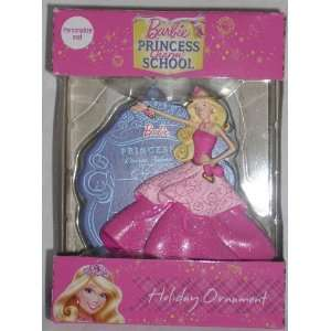 Mattel Barbie Princess Charm School Holiday Christmas