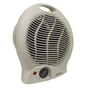 New HOLMES HFH113 Electric Fan Forced Heater Thermostat Personal