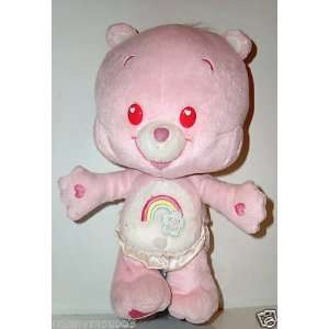 Care Bears Talking Animated Cheer Cub Plush: Toys & Games