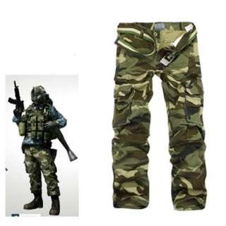 Outdoors Army Marine Camo BELTS Combat Canvas Military Web Belt 9