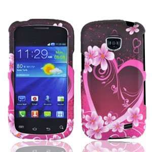 Straight Talk Samsung Galaxy Proclaim Purple Love