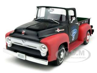1956 FORD F 100 PICKUP TRUCK RAT ROD 118 1 of 750 MADE