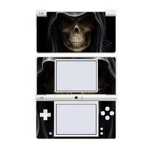 Nintendo DSi Skin Decal Sticker   Skull Dark Lord