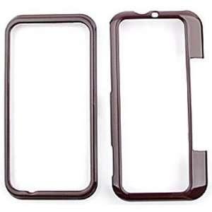 Motorola Backflip Honey Dark Brown Hard Case/Cover/Faceplate/Snap On