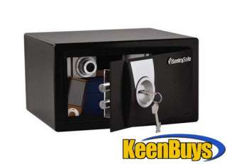 SENTRY Small Security Safe Key Lock X031