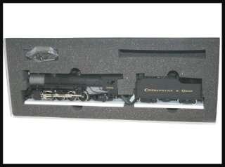 ATHEARN LOCOMOTIVE & TENDER G9013 CHESAPEAKE & OHIO   LIGHT MAKIDO 2 8