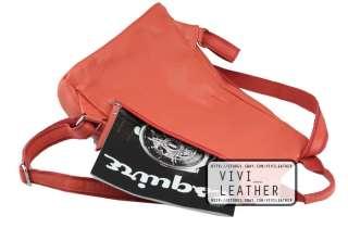 Women Girl Vintage LEATHER Satchel Backpack Bag Handbag
