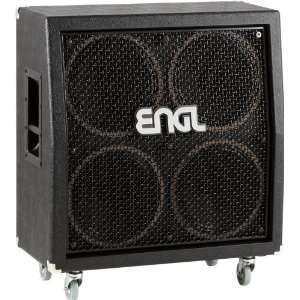 Engl Pro Greenback Slanted E412gs 4X12 Guitar Speaker Cabinet 100W