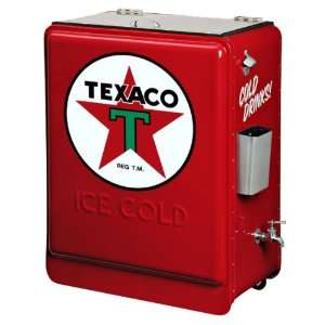 Texaco 1930s Soda Cooler Ice Chest