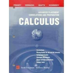 Calculus, Assignment guides, Concepts worksheets, Group activity