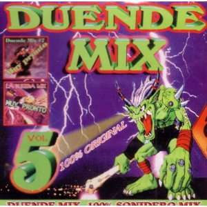Duende Mix Vol. 5: Music