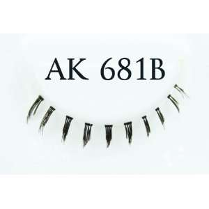 Asia 5 Pair Models Prefer Handmade High quality False Eyelashes AK 681