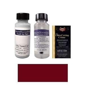 1 Oz. Dark Toreador Red Metallic Paint Bottle Kit for 1996