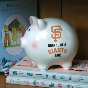 SAN FRANCISCO GIANTS Born To Be Personalized Team Logo