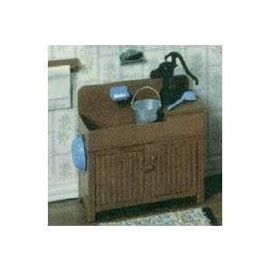 Dollhouse Miniature Kitchen Sink Furniture Kit Everything