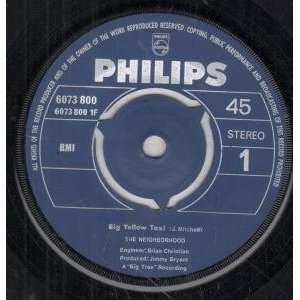 BIG YELLOW TAXI 7 INCH (7 VINYL 45)   PHILIPS