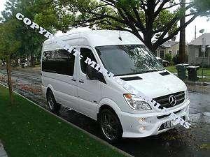 Mercedes Benz : Sprinter Passenger Vans in Mercedes Benz   Motors