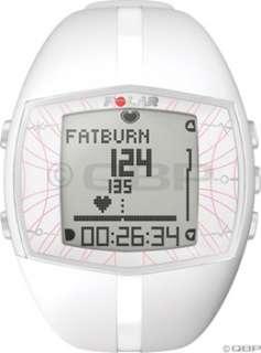 Polar FT40 Heart Rate Monitor Womens; White 725882551920