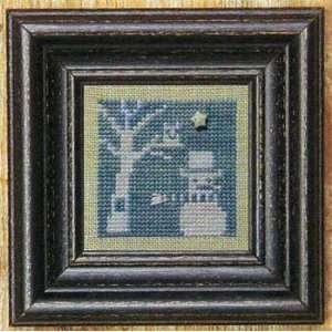 Blue & White   Cross Stitch Pattern Arts, Crafts & Sewing