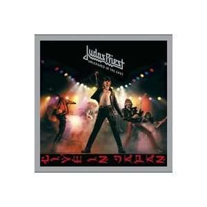 Artist Judas Priest Unleashed In The East Rock Pop Heavy Metal Compact