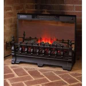 Portable Electric Log Set Heater