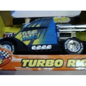 Road Rippers Turbo Rig Motorized Blue Lights/sound Toys & Games