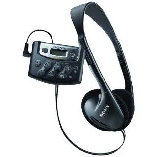 Sony SRF M37W Walkman Digital Tuning Weather/FM/AM Stereo Radio (Black