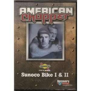 American Chopper Sunoco Bike I & II Discovery Channel DVD
