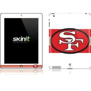 Skinit San Francisco 49ers Retro Logo Flag Vinyl Skin for