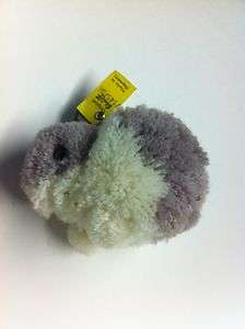 Steiff Teddy Bear 7145/06 Woolen Wool Bunny Rabbit 1960s 1970s Vintage