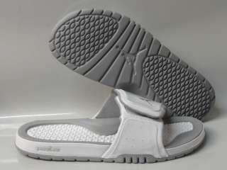 Nike Jordan Hydro 2 White Grey Mens Sandals 9