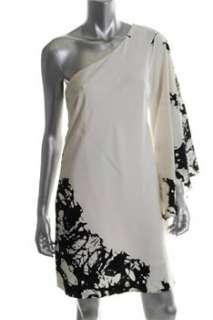 Nicole Miller NEW White Casual Dress BHFO Sale 8