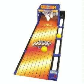 NEW Arcade Alley Electronic Bowlercade Fun Home Bowling Game Set Toy