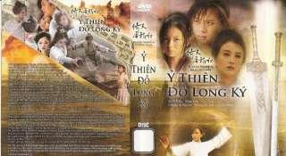 THIEN DO LONG KY 2010  TRON BO 5 DIA