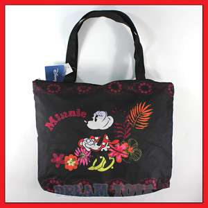 Disney Minnie Mouse Tote Diaper Bag   Shoulder Travel
