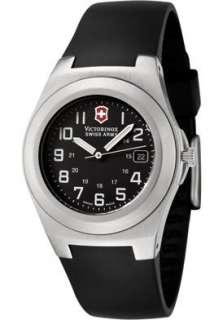 Womens Swiss Army Victorinox Excursion Black Watch 244