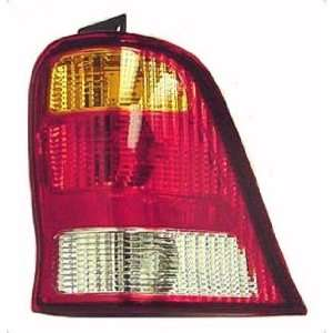 Get Crash Parts Fo2801127 Tail Lamp Assembly, Passenger