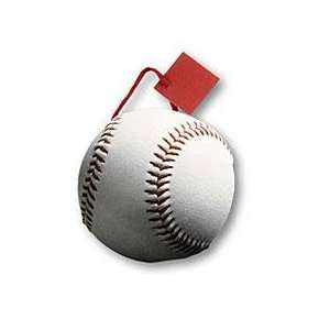 Pack of 6 Baseball Small Die Cut Gift Bags