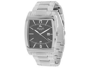 Kenneth Cole KC3826 Mens Watch   Stainless Steel Classic Black Dial